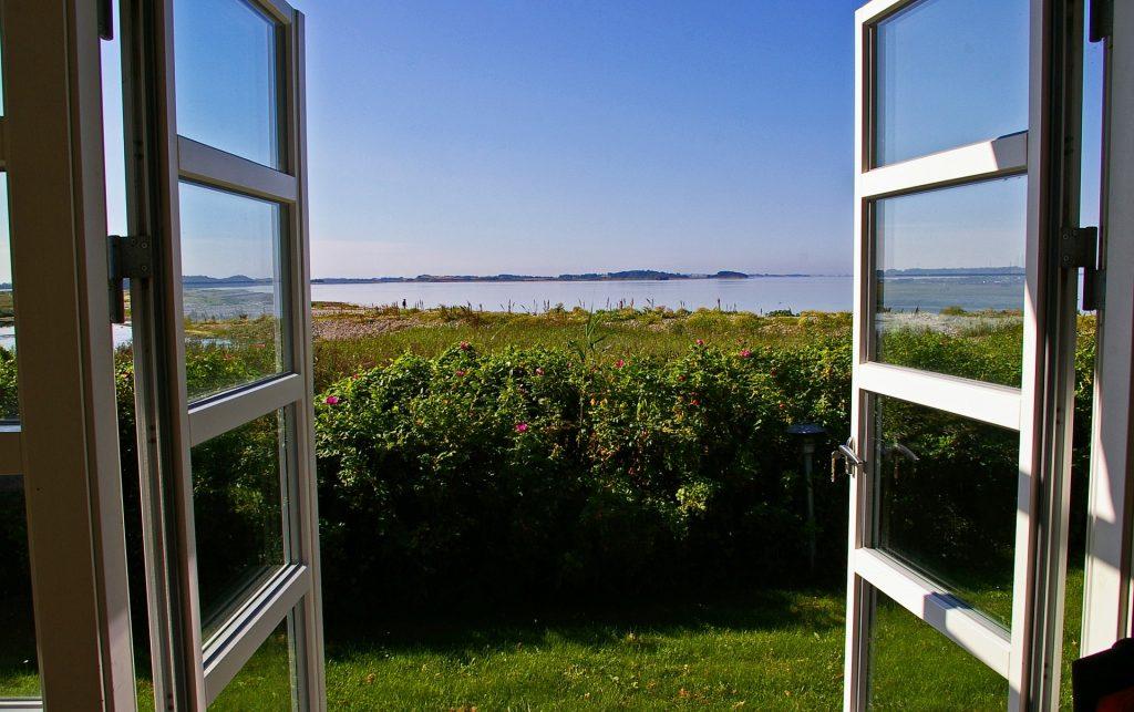 Covid-19 open window